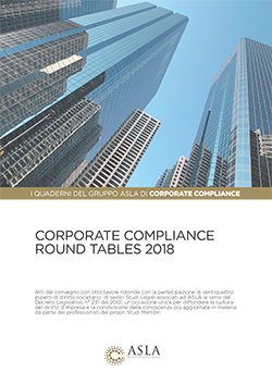 eBook Corporate Compliance Round Tables 2018