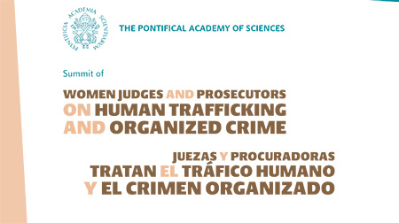 Women Judges and Prosecutors on Human trafficking and organized crime